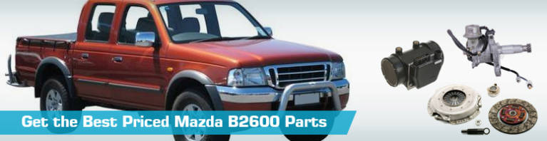 download MAZDA BRAVO B2200 B2600 PICKUP Truck workshop manual