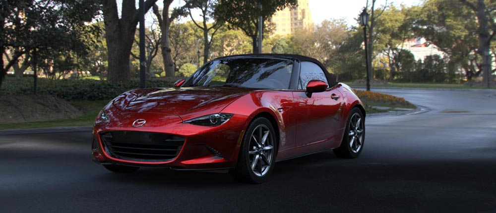 download MAZDA MIATA workshop manual