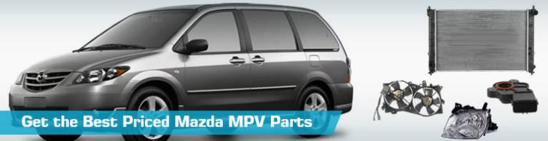 download MAZDA MPV LV workshop manual
