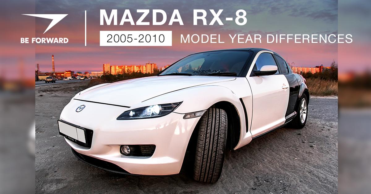 download MAZDA RX 8Models workshop manual