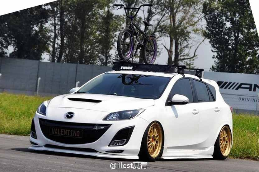 download MAZDA SPEED 3 2ND workshop manual