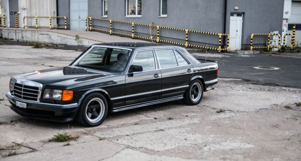download MERCEDES 500 SEL workshop manual