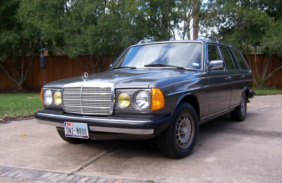 download MERCEDES BENZ 124 WAGON 300TD TURBO 3L WSRM workshop manual