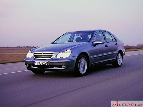 download MERCEDES BENZ W203 C Class workshop manual