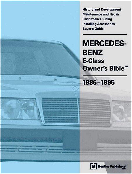 download MERCEDES E Class W124 workshop manual