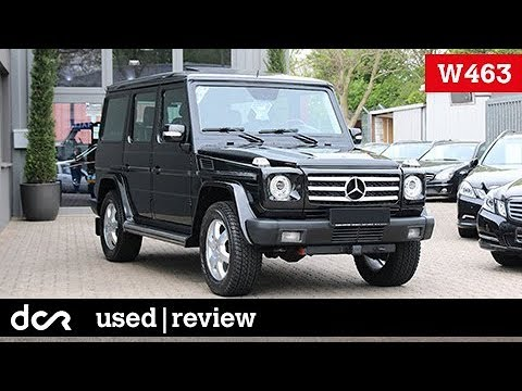 download MERCEDES G Class W463 MNAUAL workshop manual