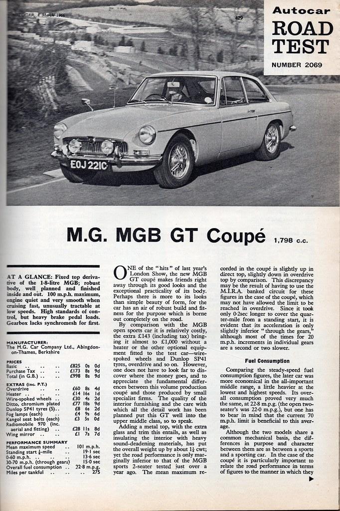 download MG MGB MGB GT workshop manual