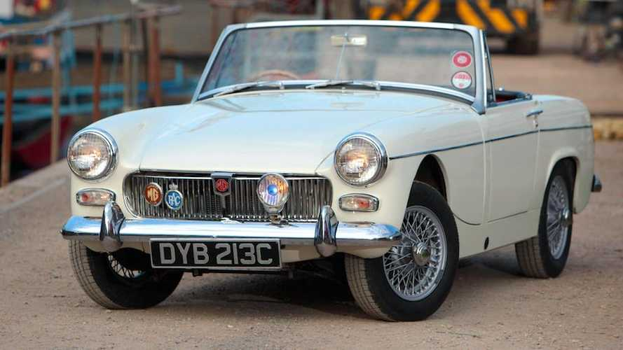 download MG MIDGET workshop manual