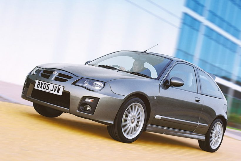 download MG ZR workshop manual