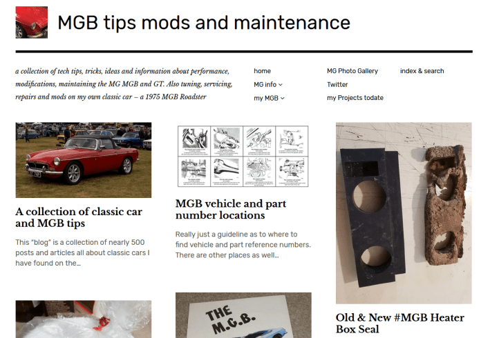 download MGB workshop manual