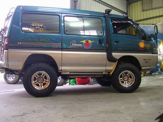 download MITSUBISHI DELICA L300 workshop manual