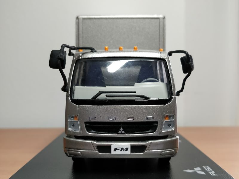 download MITSUBISHI FUSO Truck FK FM workshop manual