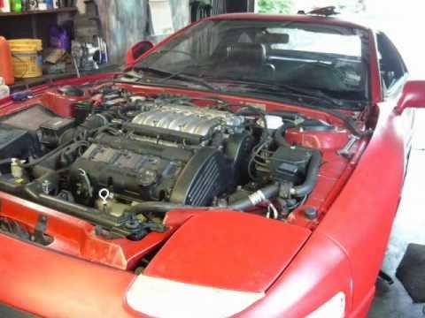 download MITSUBISHI GTO 3000GT workshop manual
