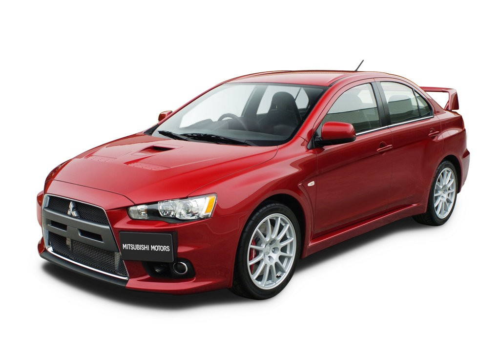 download MITSUBISHI Lancer Evolution 10 EVO X workshop manual
