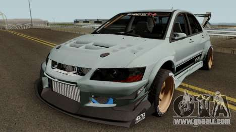download MITSUBISHI Lancer Evolution EVO 9 workshop manual