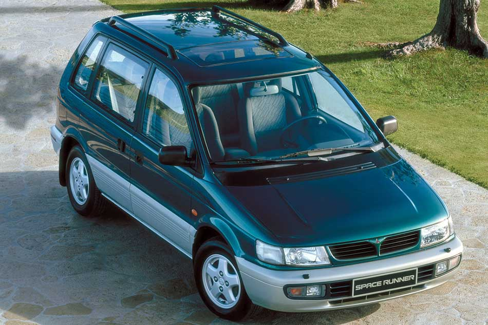 download MITSUBISHI SPACE RUNNER SPACE WAGON workshop manual