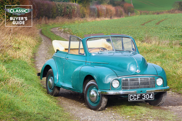 download MORRIS MINOR MM II 1000 workshop manual