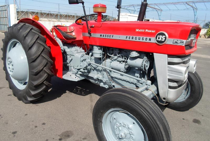 massey ferguson mf135 mf148 tractor repair service manual