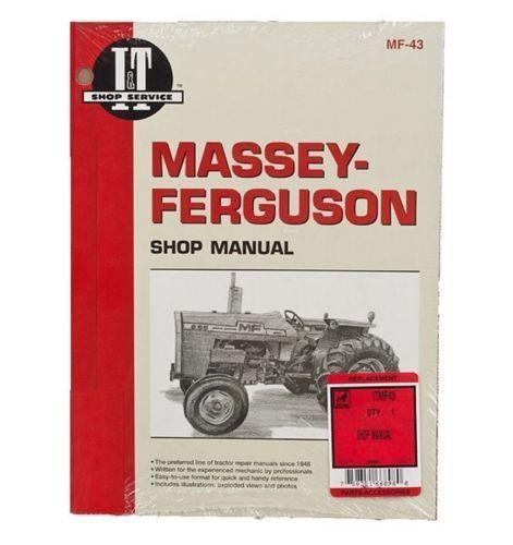 250-100 serie 240 211 Massey Ferguson combustible tubería MF 230 T