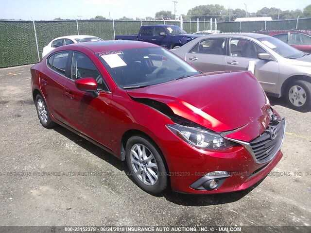 download Mazda 3 1.6 L I4 workshop manual