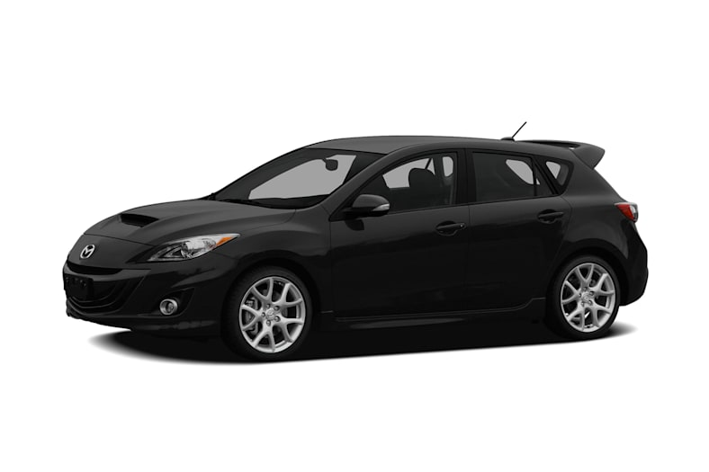 download Mazda 3 SPEED3 workshop manual