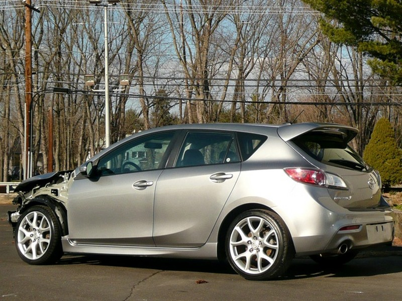 download Mazda 3 Speed 3 workshop manual