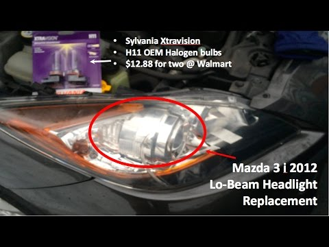 download Mazda 3 workshop manual