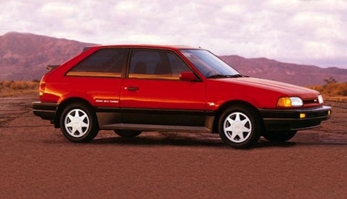 download Mazda 323 4WD Supplement   1 workshop manual