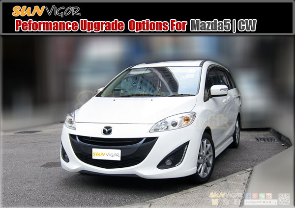 download Mazda 5 workshop manual