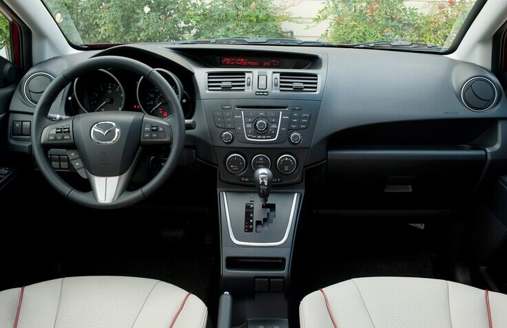 download Mazda 5 workshop manual