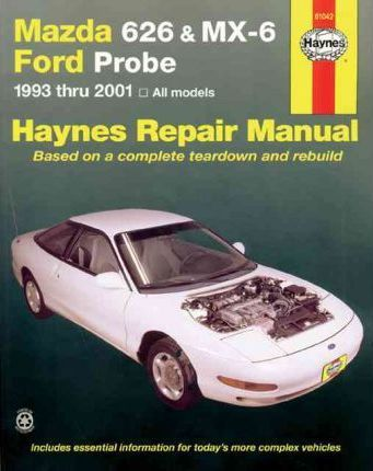 download Mazda 626 MX 6 workshop manual
