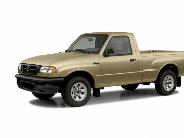 download Mazda B3000 workshop manual