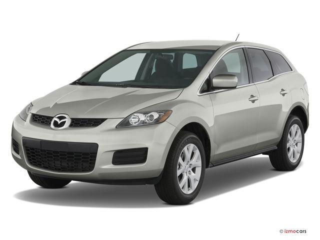 download Mazda CX7 CX 7 workshop manual