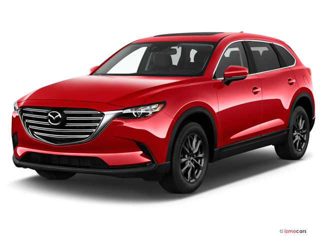download Mazda CX9 CX 9 Grand Touring workshop manual