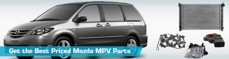 download Mazda MPV workshop manual