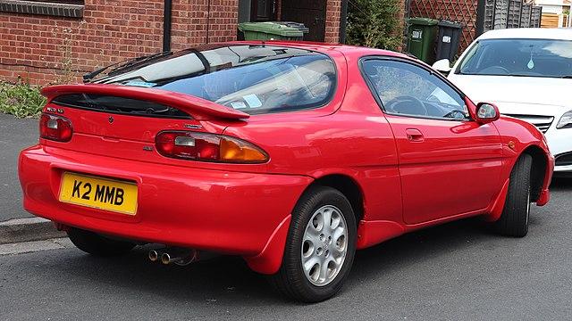 download Mazda MX 3 MX3 workshop manual