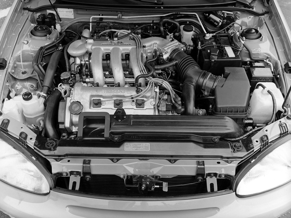 download Mazda MX3 V6 workshop manual