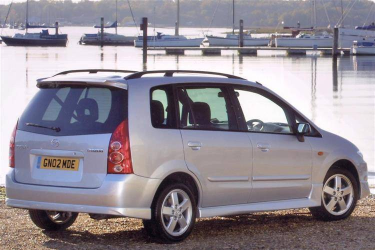 download Mazda Premacy workshop manual