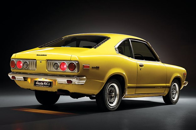 download Mazda RX 3 RX3 workshop manual