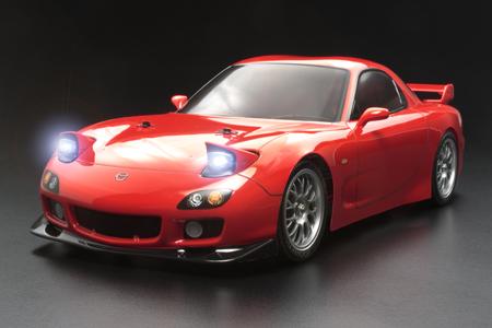 download Mazda RX 7 1.3L 160 hp 119 kW workshop manual