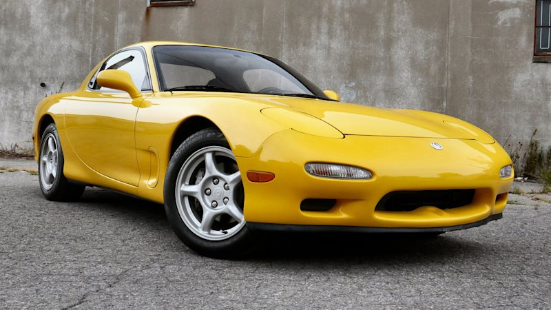 download Mazda RX 7 workshop manual