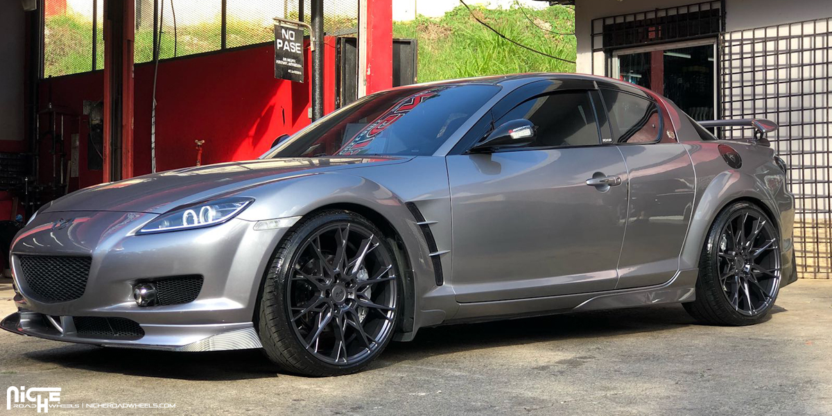 download Mazda RX 8 workshop manual