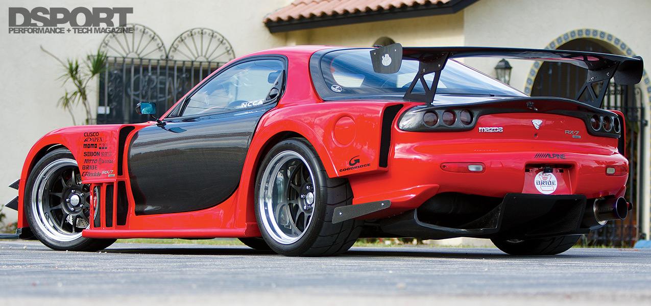download Mazda Rx 7 Body workshop manual