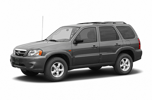 download Mazda Tribute workshop manual
