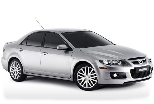 download Mazda6 Mazdaspeed6 workshop manual
