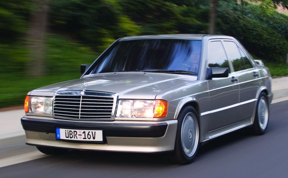 download Mercedes 190 E workshop manual