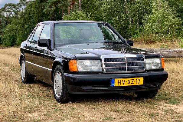 download Mercedes 190E 91 workshop manual