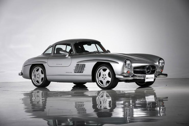 download Mercedes 300 SL workshop manual