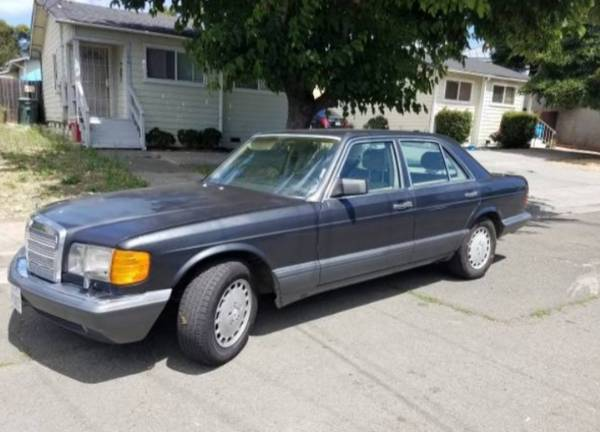download Mercedes 350 SD Turbo workshop manual