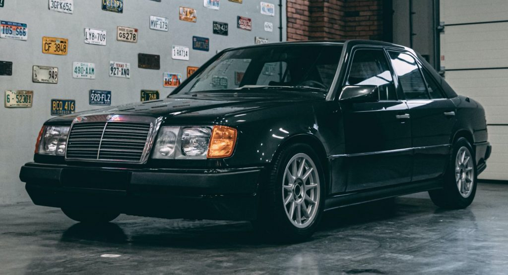 download Mercedes Benz 300E workshop manual